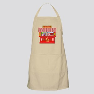 Movie Theater Concessions Stand Apron