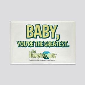 The Honeymooners: Baby, You're Th Rectangle Magnet