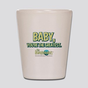 The Honeymooners: Baby, You're The Grea Shot Glass