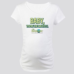 The Honeymooners: Baby, You're T Maternity T-Shirt