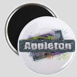 Appleton Design Magnets
