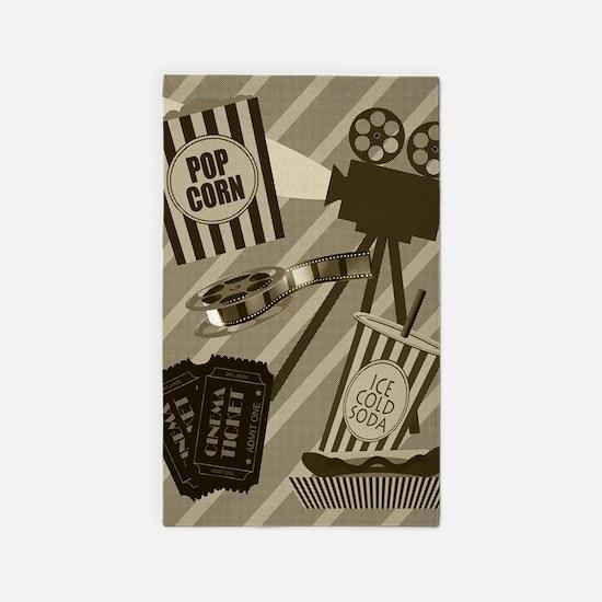Cute Film Area Rug