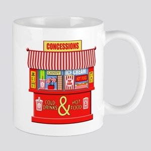 Movie Theater Concessions Stand Mugs