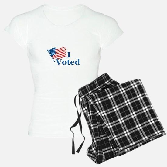 I Voted Pajamas