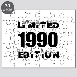 Limited 1990 Edition Birthday Designs Puzzle