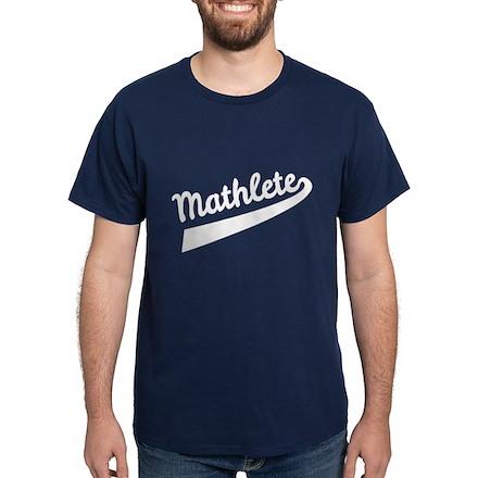 Mathlete Funny Math T-Shirt