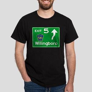 NJTP Logo-free Exit 5 Willingboro T-Shirt