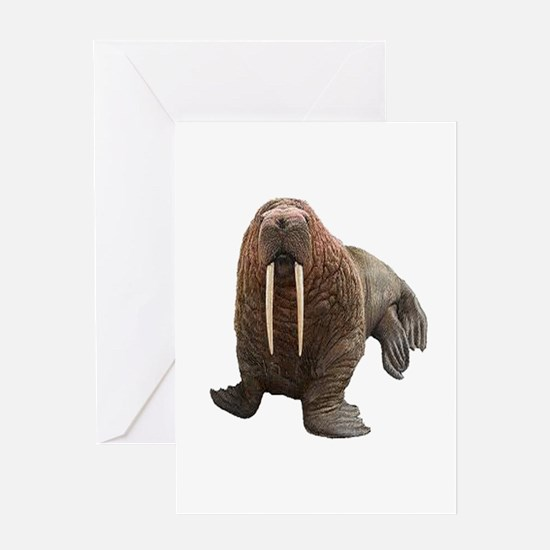 WALRUS Greeting Cards