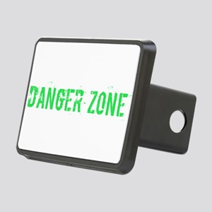 Danger Zone Rectangular Hitch Cover