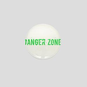 Danger Zone Mini Button
