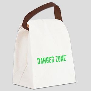 Danger Zone Canvas Lunch Bag