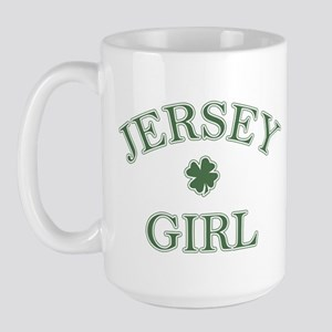 Jersey Girl Large Mug