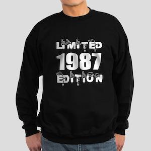Limited 1987 Edition Birthday De Sweatshirt (dark)