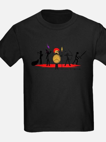 Stick War - Warriors T-Shirt