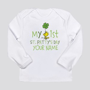Peanuts - My 1st St. Pa Long Sleeve Infant T-Shirt