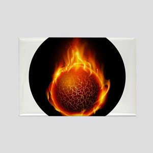 Soul on fire Magnets