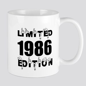Limited 1986 Edition Birthday De 11 oz Ceramic Mug