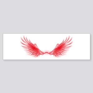 Energy Soul Wings Bumper Sticker