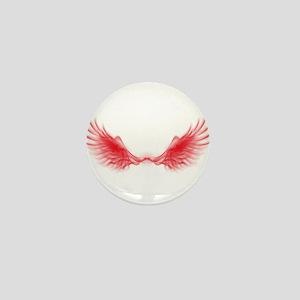 Energy Soul Wings Mini Button