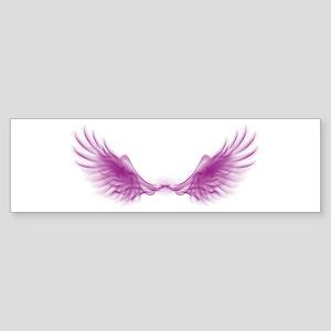 Energy Soul Wings Bumper Sticker