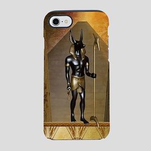 Anubis the egyptian god iPhone 8/7 Tough Case