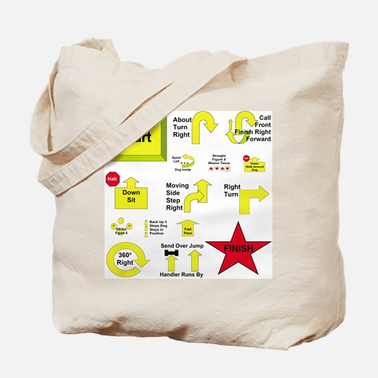 Rally Sport Tote Bag