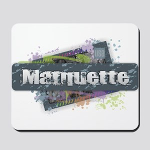 Marquette Design Mousepad
