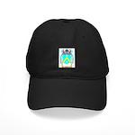 Odetti Black Cap