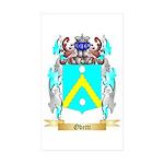 Odetti Sticker (Rectangle 50 pk)