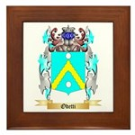 Odetti Framed Tile