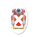 O'Dennehy 20x12 Oval Wall Decal