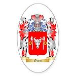 Odem Sticker (Oval 10 pk)