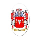Odem 35x21 Oval Wall Decal