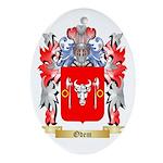 Odem Oval Ornament