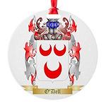 O'Dell Round Ornament