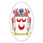 O'Dell Sticker (Oval 10 pk)