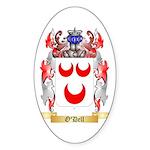O'Dell Sticker (Oval 50 pk)