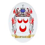 O'Dell Oval Ornament