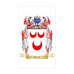 Odell Sticker (Rectangle 50 pk)