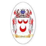 Odell Sticker (Oval)