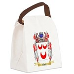 Odell Canvas Lunch Bag