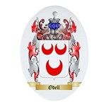 Odell Oval Ornament