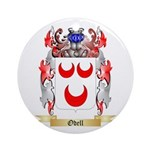 Odell Round Ornament