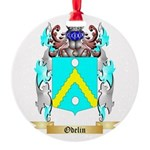 Odelin Round Ornament
