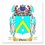 Odelin Square Car Magnet 3