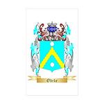 Odeke Sticker (Rectangle 50 pk)