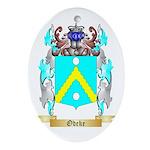Odeke Oval Ornament