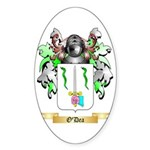 O'Dea Sticker (Oval)
