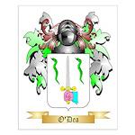 O'Dea Small Poster
