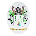 O'Dea Oval Ornament